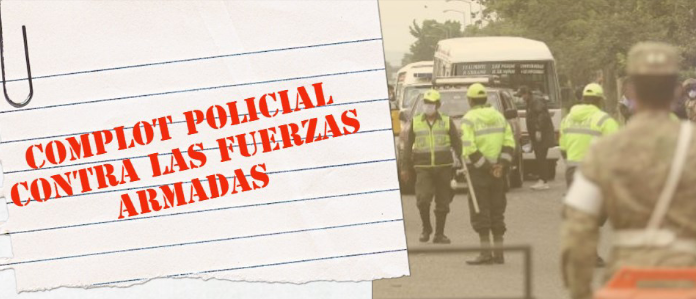 Complot Policial contra las Fuerzas Armadas: Malestares en Ebullición