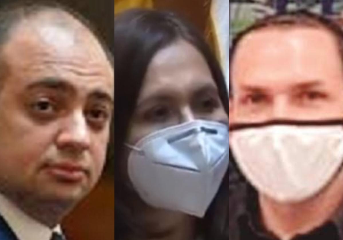 Longaric, Lozada, Abastoflor y Mostajo deben ir presos por CORRUPTOS