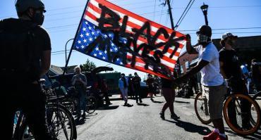 Trump anuncia que designará al movimiento Antifa como organización terrorista