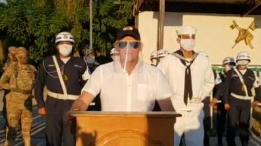 ¿Quién dirige el Ministerio de Salud en Bolivia?