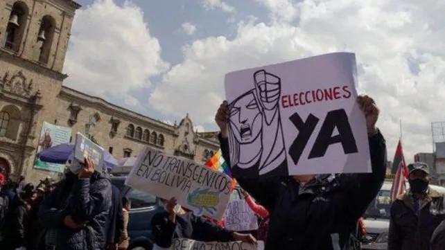 Bolivia, elecciones y el rol de los revolucionarios