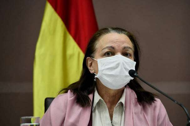 Otra ministra en terapia intensiva