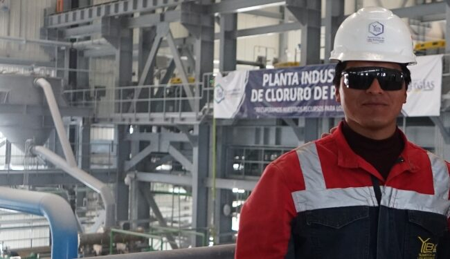 El litio deberá ser 100% para los bolivianos