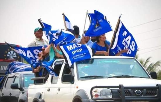Unidad para la victoria, organizarse para derrotar al fraude