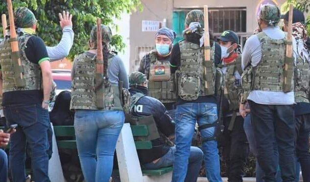 La violencia paramilitar