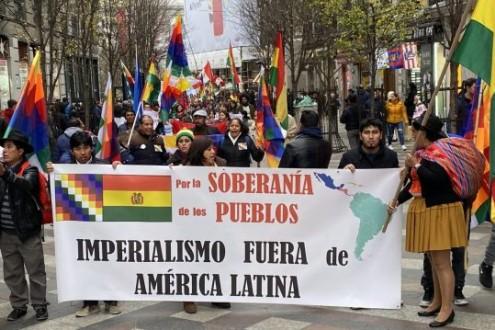 Antiimperialismo total y sin atenuantes